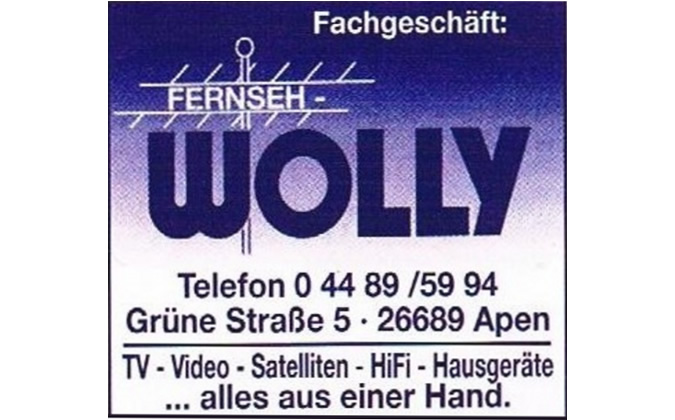Fernseh-Hifi WOLLY