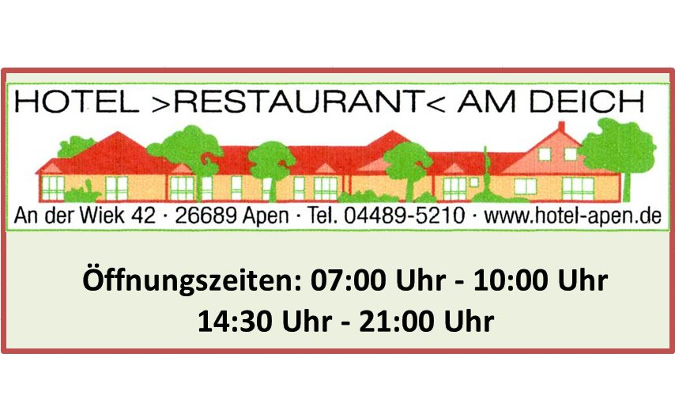 Hotel Restaurant Am Deich